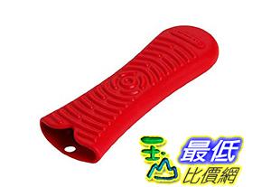 [106美國直購] 矽膠手柄套 Le Creuset Silicone Handle Sleeve, Cerise (Cherry Red