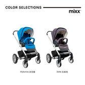 『121婦嬰用品館』Nuna Mixx 手推車 - 天空藍/灰紫