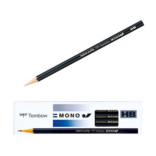 製圖鉛筆3B/12入【蜻蜓牌TOMBOW】