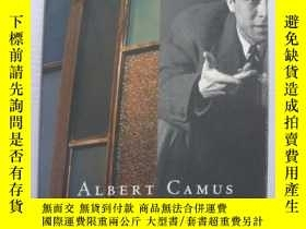 二手書博民逛書店ALBERT罕見CAMUS AND THE MINISTER (