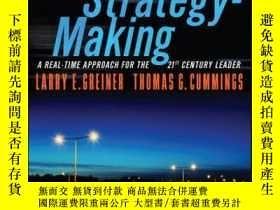 二手書博民逛書店Dynamic罕見Strategy-Making: A Real-Time Approach for the 21
