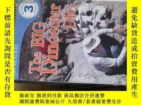 二手書博民逛書店c0005the罕見big dinosaur dig19636