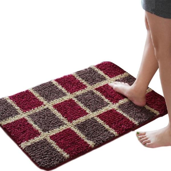 進門地墊定制入戶地毯門墊臥室廚房門廳衛浴吸水腳墊 黛尼時尚精品