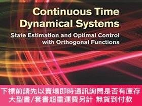 二手書博民逛書店Continuous罕見Time Dynamical SystemsY255174 Mohan, B.m. C