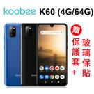 koobee K60 (4G+64G) 7.12吋 八核心智慧手機《贈 保護套+玻璃保貼》[6期0利率]