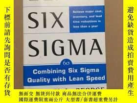 二手書博民逛書店Lean罕見Six SigmaY279520 Michael G
