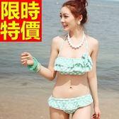 泳衣(兩件式)-比基尼-音樂祭沙灘衝浪必備泳裝風靡好搭2色54g217【時尚巴黎】