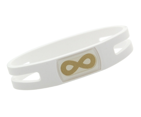 【infinity Balance】Gold Version White L 護具・服飾 DARTS