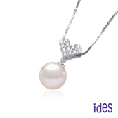 ides愛蒂思 日本設計AKOYA經典系列珍珠項鍊7-8mm/情意