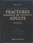 二手書博民逛書店 《Rockwood and Green s Fractures in Adults》 R2Y ISBN:0781725089│Lippincott Raven