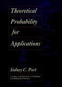二手書博民逛書店 《Theoretical Probability for Applications》 R2Y ISBN:0471632163│Wiley-Interscience