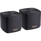 【免運費】ASUS 華碩 ZenWIFI AX Mini XD4 黑 (兩件組) AX1800 Wi-Fi 6 Mesh 系統 網狀網絡 路由器