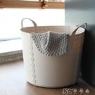 髒衣籃洗衣服髒衣服收納筐衣物家用塑料桶子...
