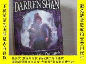 二手書博民逛書店DARREN罕見SHAN:PALACE OF THE DAMNED【411】Y10970 Darren Sha
