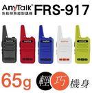 ROWA 樂華 FRS-917 免執照無線對講機 (一組兩入)