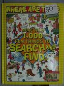 【書寶二手書T4/原文書_XEH】More thean 1000 Fun theings to search and f