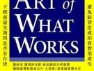二手書博民逛書店The罕見Art Of What WorksY256260 Duggan, William Mcgraw-hi