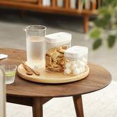 易扣密封罐零食奶粉儲物罐子儲存罐五穀雜糧收納盒子    多莉絲旗艦店