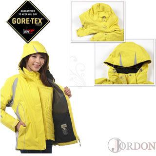GORE-TEX 防風防水透氣 女款 單件式機能外套