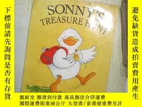 二手書博民逛書店SONNY S罕見TREASURE HUNT(03)Y18089