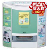【福利品】柏森牌  負離子加濕陶瓷電暖器   PS-ESW