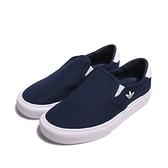 ADIDAS 男 休閒鞋 COURT RALLYE SLIP 藍-FY4552