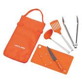 Uniflame 戶外料理工具6件組 662120