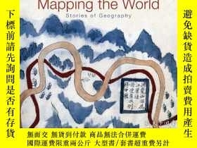 二手書博民逛書店Mapping罕見The WorldY256260 Caroline Laffon Firefly Books