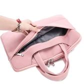 筆電包蘋果聯想筆記本通用寸華碩時尚輕薄手提內膽袋電腦包14寸 15.6英寸