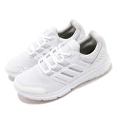 adidas 慢跑鞋 Galaxy 4 白 米白 女鞋 低筒 基本款 小白鞋 運動鞋【PUMP306】 F36176