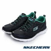 【Skechers促銷6折】SKECHERS (女) SPORT 系列 灰綠 運動鞋 12454NVAQ