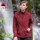 EasyMain 衣力美 C1482-15暗紅色 女頂級PSP專業戶外外套