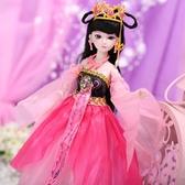 cos芭比娃娃蘿莉套裝公主洋娃娃【步行者戶外生活館】