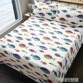 純棉老粗布床單單件加厚簡約全棉帆布單雙人棉布被單1.5m1.8米床