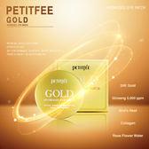 韓國 petitfee 頂級金蔘膠原緊緻眼膜 60片入【28027】