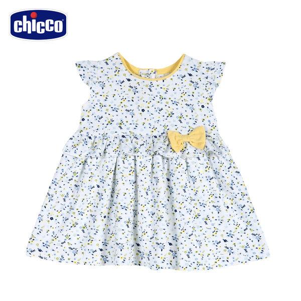 chicco-春日花園-花朵洋裝