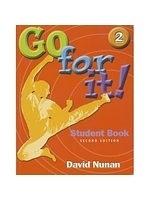 二手書博民逛書店 《Go for It: Book 2》 R2Y ISBN:1413000193│Nunan