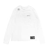 Nike 長袖T恤 Dri-FIT LeBron Basketball T-Shirt 白 黑 男款 James 大學T 運動休閒 【ACS】 CV2080-100