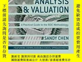 二手書博民逛書店Integrated罕見Bank Analysis And Valuation: A Practical Guid