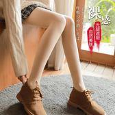 內搭褲 秋季光腿肉色打底褲女薄款外穿神器秋冬高腰顯瘦韓版膚色加絨絲襪