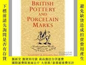 二手書博民逛書店Encyclopaedia罕見Of British Potter
