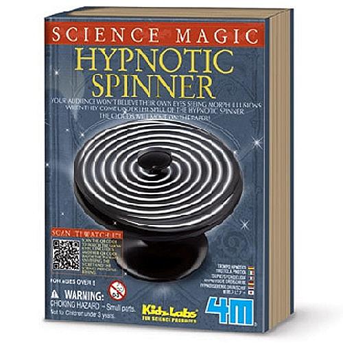 【4M】00-06702 科學探索系列 魔幻之輪 Hypnotic Spinner