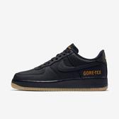 Nike Sportswear Air Force 1 Gtx [CK2630-001] 男鞋 運動 休閒 穿搭 黑灰