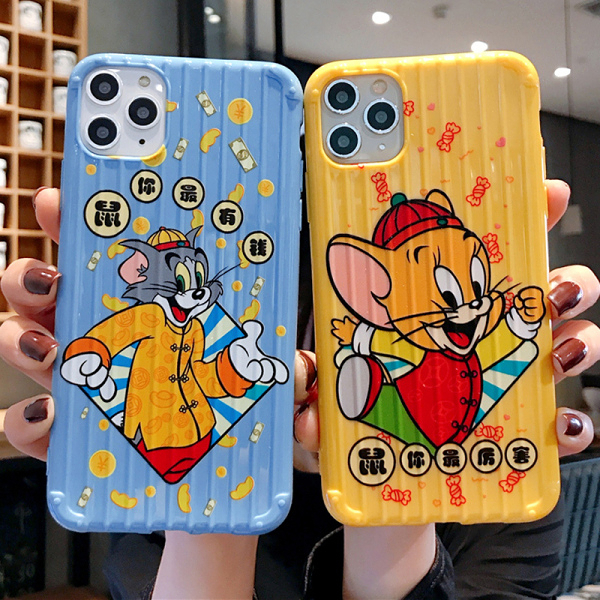 【SZ51】華為 mate 20pro 手機殼 有錢厲害貓鼠行李箱 P20 P30 pro 手機殼 nova4e 手機殼 mate 20x 手機殼