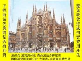 二手書博民逛書店GET罕見TO KNOW MILAN(攝影畫冊)16開本Y705