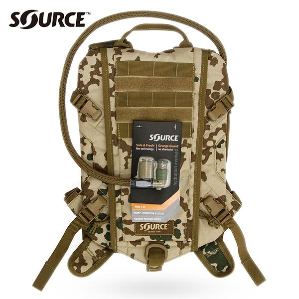 SOURCE Rider軍用水袋背包4001691503 / 城市綠洲 (水袋、背包、迷彩、以色列)