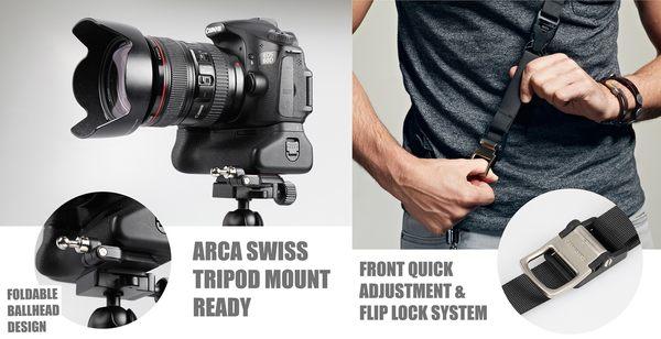 美國 速必達 CARRY SPEED FS-SLIM MARK III 相機背帶 快速背帶 (立福公司貨) 快槍俠 減壓背帶 快槍手