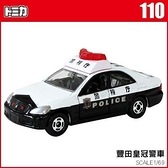 TOMICA 多美小汽車 NO. 110 豐田皇冠警車 TOYOTA CROWN PATROL CAR《TAKARA TOMY》