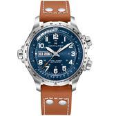 Hamilton 漢米爾頓 Khaki X-Wind御風者自動腕錶-藍 H77765541