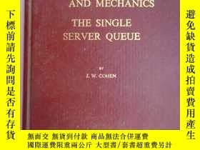 二手書博民逛書店The罕見Single Server Queue(單 臺排隊論)